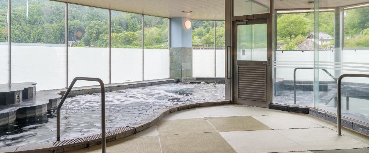 神山温泉 いやしの湯