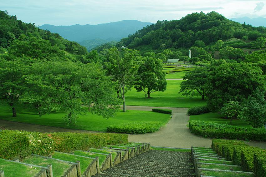 神山森林公園 イルローザの森の写真