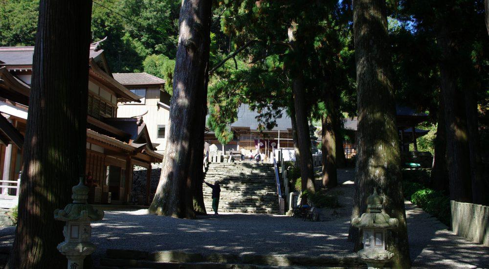焼山寺の写真